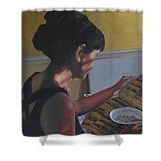 Spring Morning Cabot Arkansas Shower Curtain