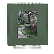 Spring Newness Shower Curtain
