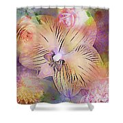 Spring Offerings Shower Curtain