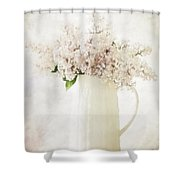Spring Pleasures Shower Curtain