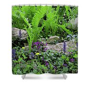 Spring Series #01 Shower Curtain