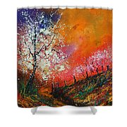 Spring Today Shower Curtain
