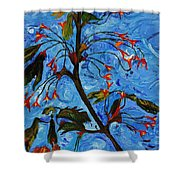 Spring Tree Shower Curtain