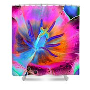 Spring Tulips - Photopower 3126 Shower Curtain