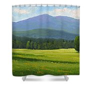 Spring Vista Shower Curtain