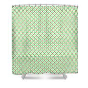 Springtime Botanicals-c Shower Curtain