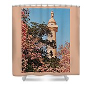 Springtime In Baltimore # 4 Shower Curtain