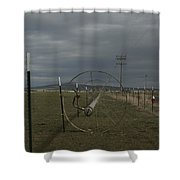Sprinkler 2 Shower Curtain