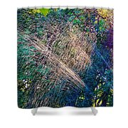 Sprinkler Fun Shower Curtain