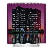Sprint-metcalf Sunset Shower Curtain