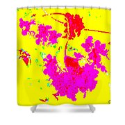 Sprung Shower Curtain by Eikoni Images