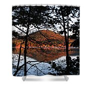 Squam Lake 1 Shower Curtain