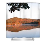 Squam Lake 2 Shower Curtain