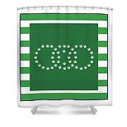 Square 8-20c Shower Curtain