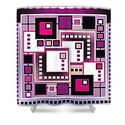 Square Shower Curtain
