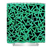 Square One Shower Curtain