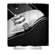 Ss Jaguar Shower Curtain