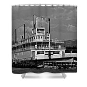 S.s. Klondike Shower Curtain