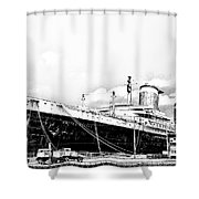 Ss United States Shower Curtain