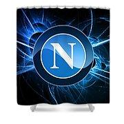 S.s.c Napoli Shower Curtain
