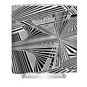 Ssenkcalbot Shower Curtain