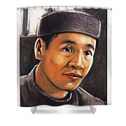 St. Andrew Dung-lac - Jladl Shower Curtain