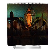 St Annes Basilica2 Shower Curtain