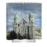 St. Anne's Church Shower Curtain
