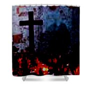 St. Anne's - France Shower Curtain
