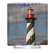 St. Augustine Lighthouse 11 Shower Curtain