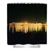 St. Augustine Lights Shower Curtain