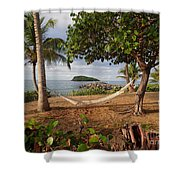 St. Croix Beach Shower Curtain