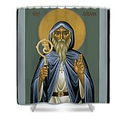 St. Declan Of Ardmore - Rldoa Shower Curtain