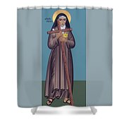 St. Edith Stein - Rlste Shower Curtain