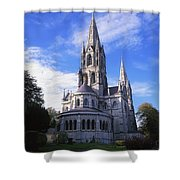St Finbarrs Cathedral, Cork City, Co Shower Curtain