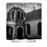 St. Francis Xavier's - 1 Shower Curtain
