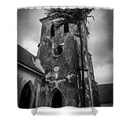 St. Francis Xavier's - 2 Shower Curtain