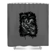 St. George And Dragon T-shirt Shower Curtain