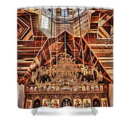 St. George Chapel Shower Curtain
