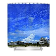 St. George Island Florida Shower Curtain
