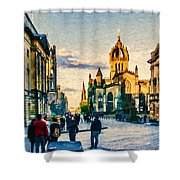 St Giles' Cathedral Shower Curtain