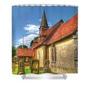 St Giles Ickenham Shower Curtain