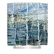 St James Park Shower Curtain
