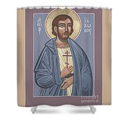 St James The Lesser 254 Shower Curtain