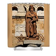 St. Jerome Shower Curtain