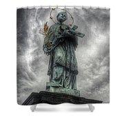 St John Nepomuk Shower Curtain