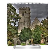 St John The Evangalist Stanmore Shower Curtain