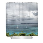 St John - What's Not To Love Shower Curtain