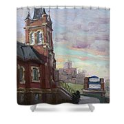 St John's Dixie  Shower Curtain