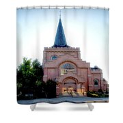 St. John's Episcopal Church Shower Curtain